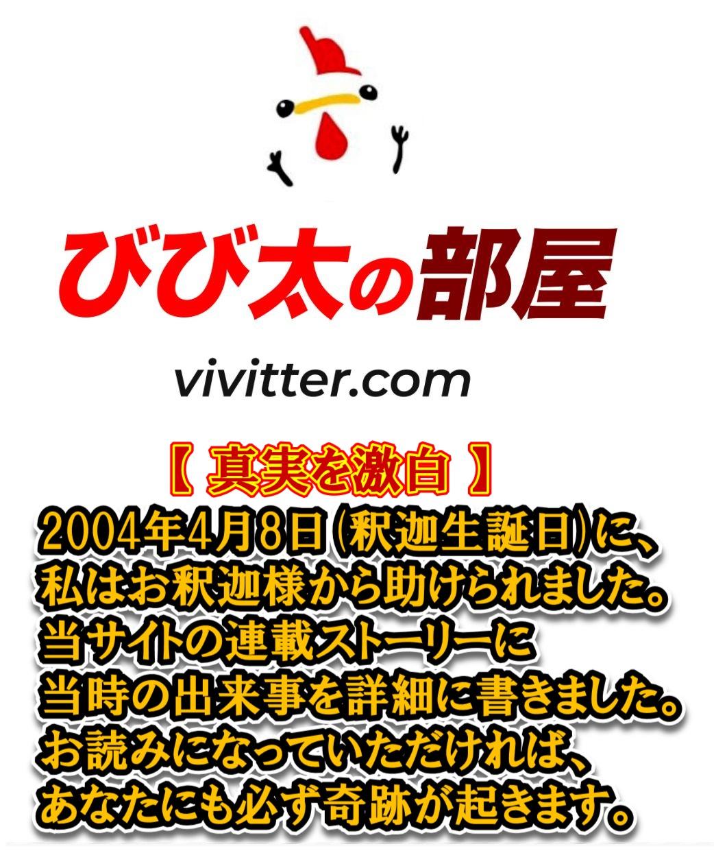 びび太の部屋 - vivitter.com